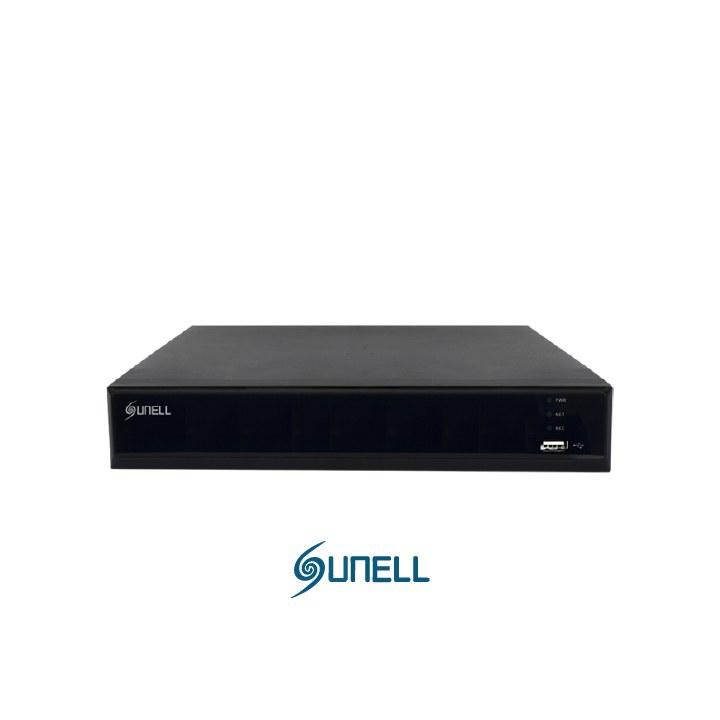 تصویر دستگاه ان وی آر (NVR) سانل مدل SN-NVR2608E1-P8-J