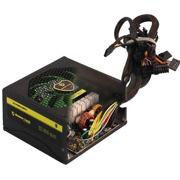 image منبع تغذیه(پاور)کامپیوتر مستر تک مدل HX600W Master Tech HX600W Modular Computer Power Supply