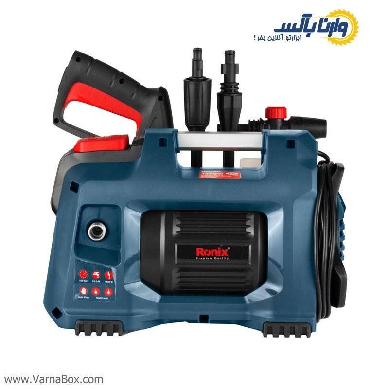 تصویر کارواش 100 بار دینامی Ronix مدل RP-0100C Car wash 100 times dynamic Ronix model PR-0100C