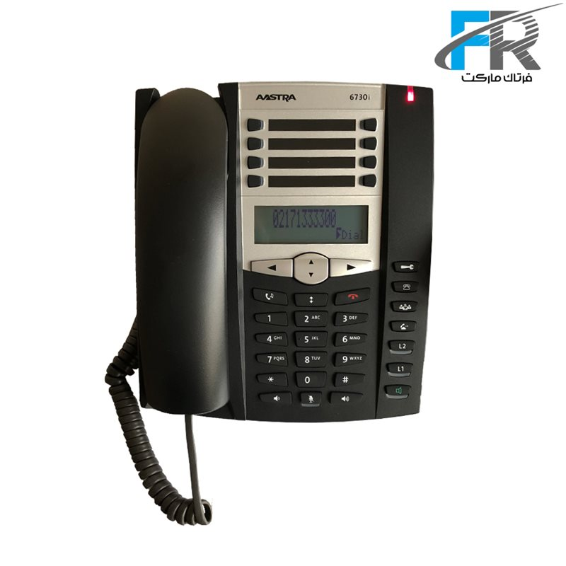 تصویر تلفن تحت شبکه آسترا مدل 6730i