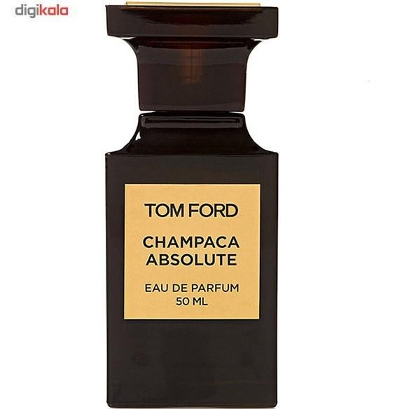 ادو پرفيوم تام فورد مدل Champaca Absolute حجم 50 ميلي ليتر
