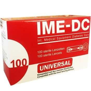 دستگاه تست قند خون آی ام ای دی سی مدل BSA | IME-DC BSA Blood Suger Meter