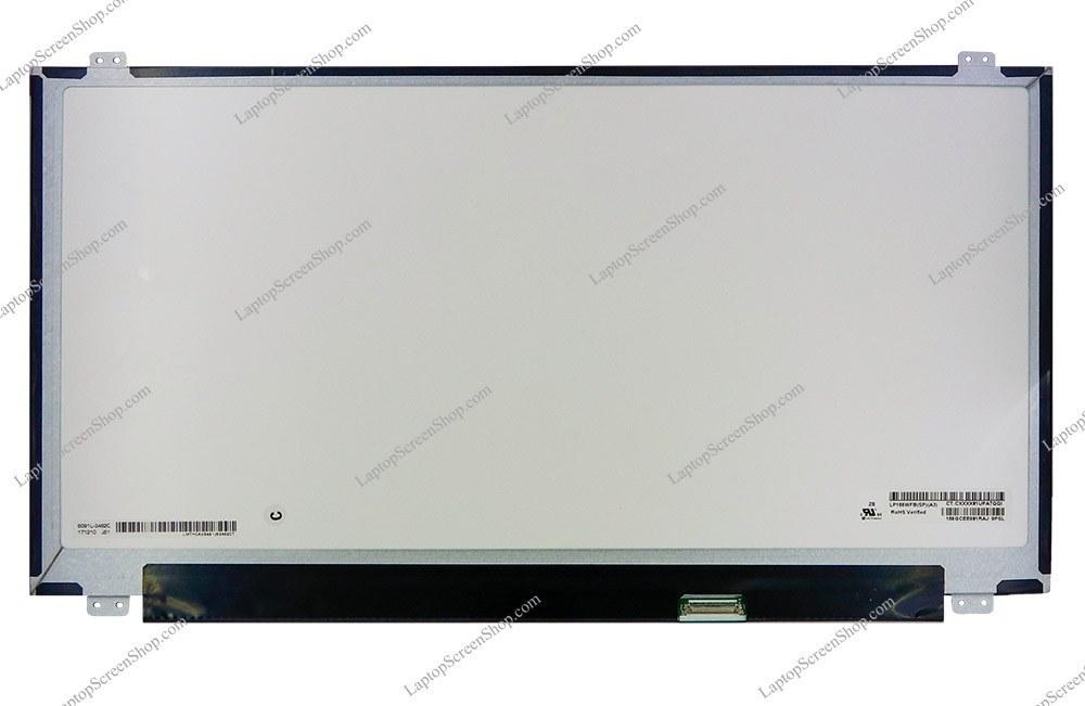 تصویر ال ای دی لپ تاپ ۱۵.۶ اینچی نازک LED FULL HD IPS 30PIN