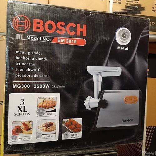 تصویر چرخ گوشت بوش مدل bm2019 (ارسال رایگان)
