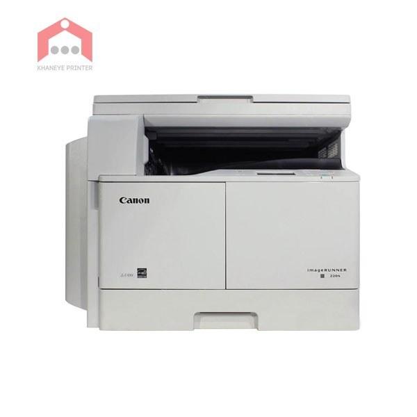 تصویر دستگاه کپی کانن مدل CANON imageRUNNER 2204 Canon imageRUNNER 2204 A3 Photocopier
