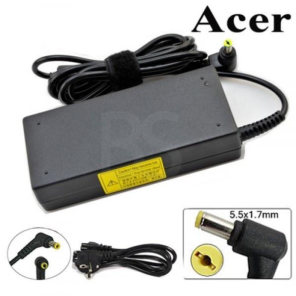 تصویر شارژر لپ تاپ Acer مدل Aspire S5-371 (نمونه اصلی دارای شش ماه گارانتی تعویض)