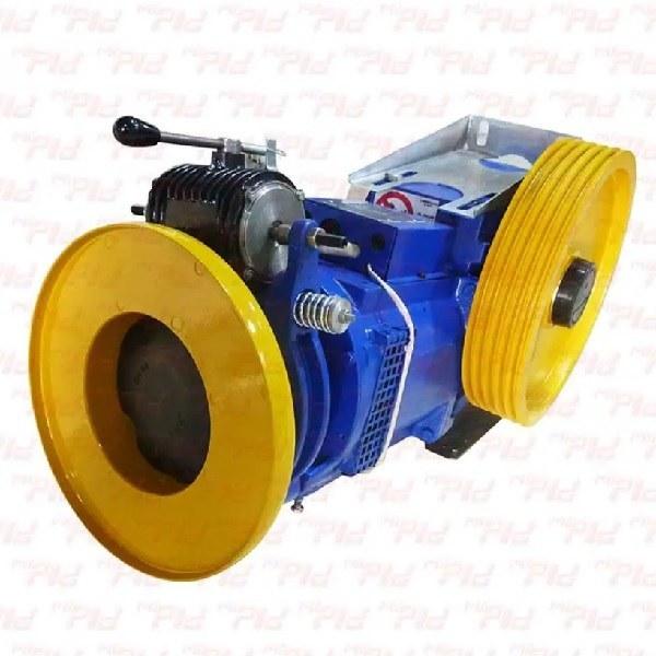 تصویر موتور آسانسور طرح  ساسی لئو 7.3 تک سرعته