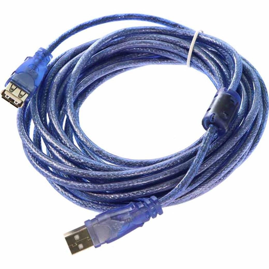 تصویر کابل افزایش طول USB تسکو