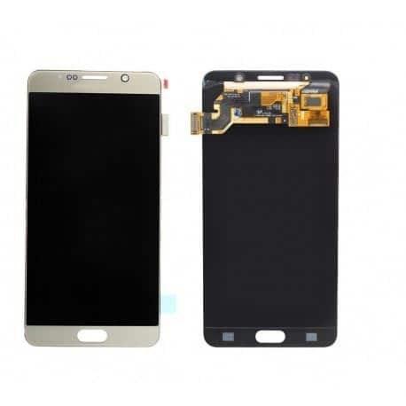تاچ و ال سی دی گوشی موبایل Samsung galaxy Note 5  