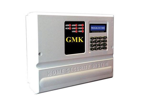 دزدگیر اماکن سیمکارتی و خط ثابت جی ام کا GM910 | GMK GM910 SimCard & Tel Security System