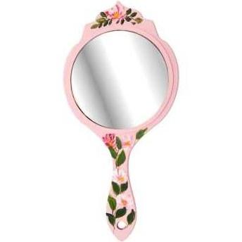 آینه آرایشی مدل گل رز