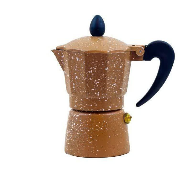 تصویر قهوه جوش رمانتیک هوم 3cup