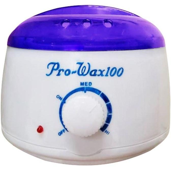 تصویر دستگاه موم گرم کن و ذوب وکس مدل IR-100