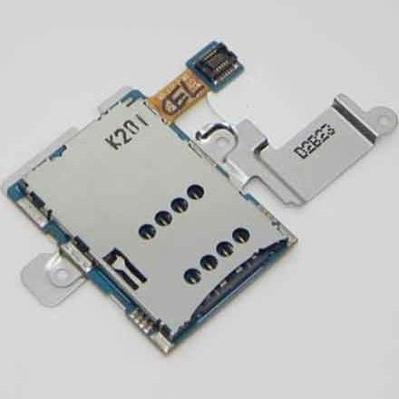 تصویر Board Sim Card For Samsung Galaxy Note N8000 بورد سیمکارت سامسونگ گلکسی نوت N8000