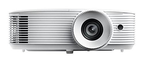 تصویر Optoma HD27E 1080p Home Cinema Projector with 3400 Lumens, Ideal for Indoor Or Outdoor Movies, Sports and Gaming