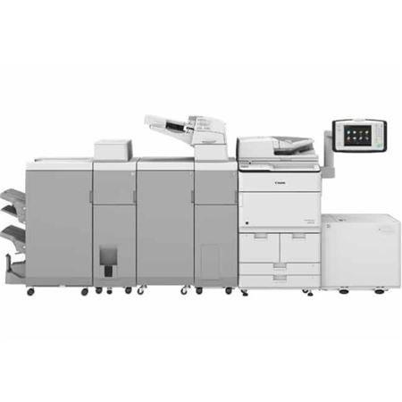 تصویر دستگاه کپی چندکاره کانن مدل ImageRUNNER ADVANCE 8585i
