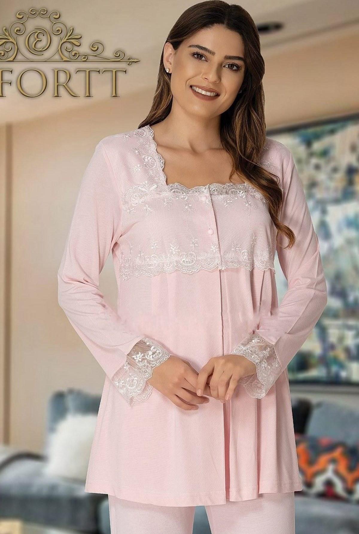 لباس راحتی بارداری برند Effort Pijama کد 1603931461