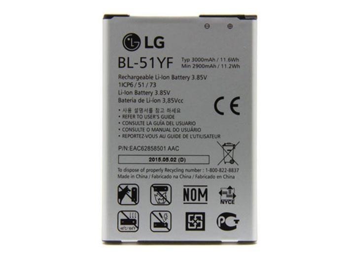 تصویر باتری اورجینال LG BL-51YF گوشی LG G4