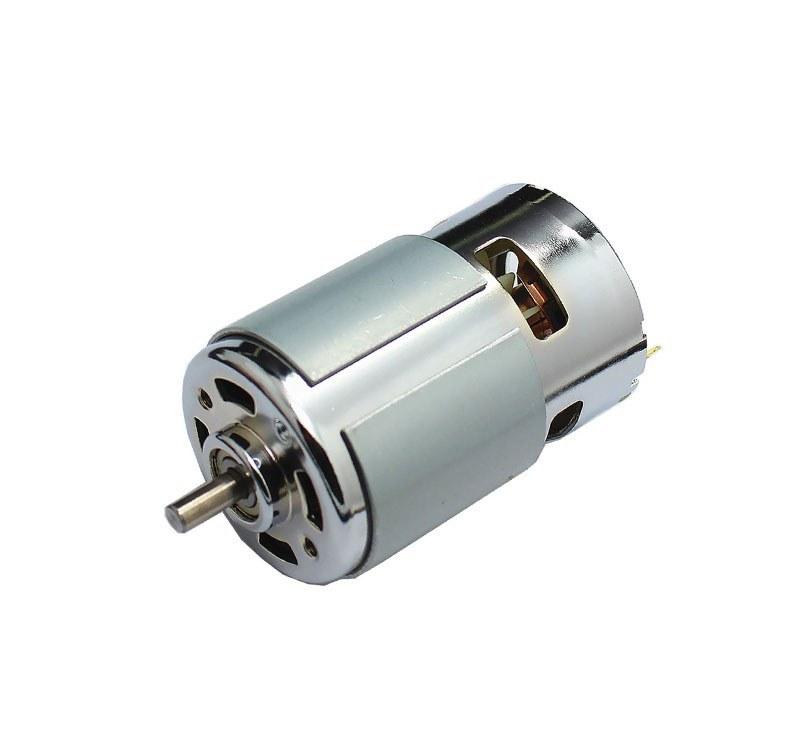 تصویر موتور آرمیچر ۲۴ ولت RS775 5000 RPM