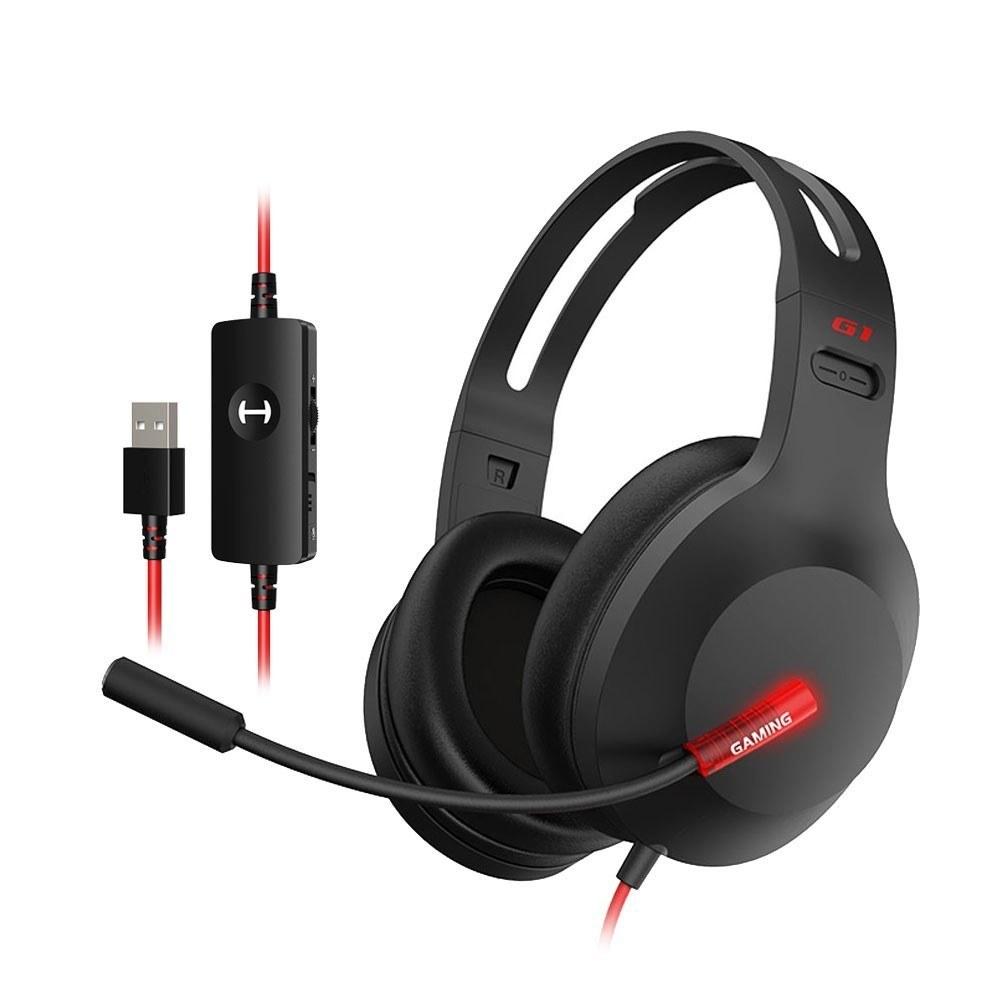 تصویر هدست گیمینگ ادیفایر مدل Edifier G1 Gaming Headset
