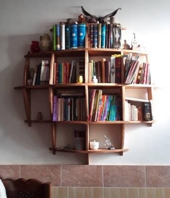کتابخانه طرح کروی