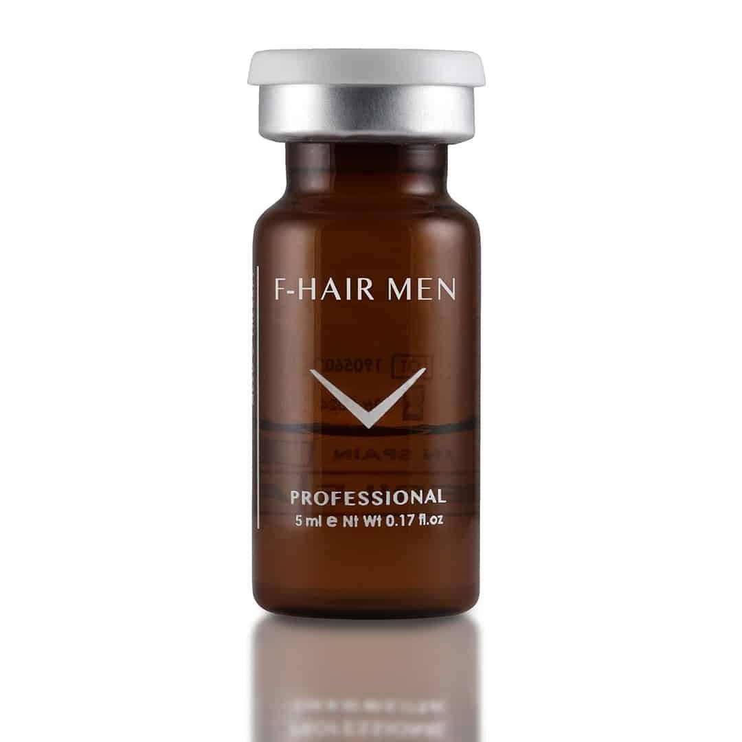 تصویر کوکتل مزوتراپی درمان تاسی سر ریزش مو HAIR MEN