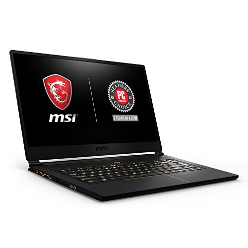 "MSI GS65 Stealth THIN-051 15.6"" 144Hz 7ms Ultra Th..."