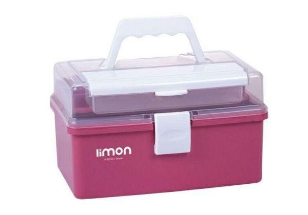 عکس جعبه لوازم خیاطی لیمون ساده و چاپدار (23200)  جعبه-لوازم-خیاطی-لیمون-ساده-و-چاپدار-23200