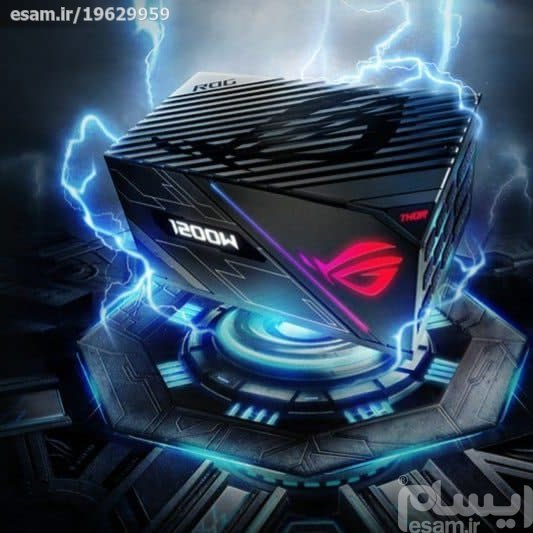تصویر Asus Rog Thor 1200w Platinum Power