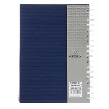 دفتر مشق کلاس ممو 200 برگ سايز 17 × 24 سانتي متر | Classmemo Notebook 200 Sheets Size 24 in 17 cm