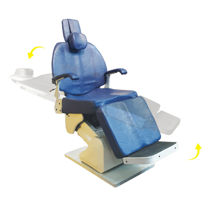 تصویر صندلی آرایشگاهی برقی کد 101 فاپکو
