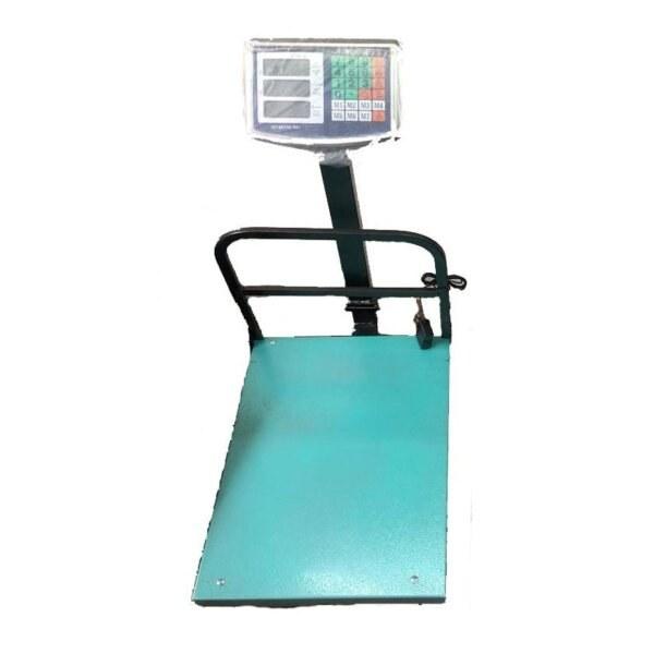تصویر باسکول 300 کیلویی گارد دار کمری تاشو Camry Folding Digital Scale 300kg