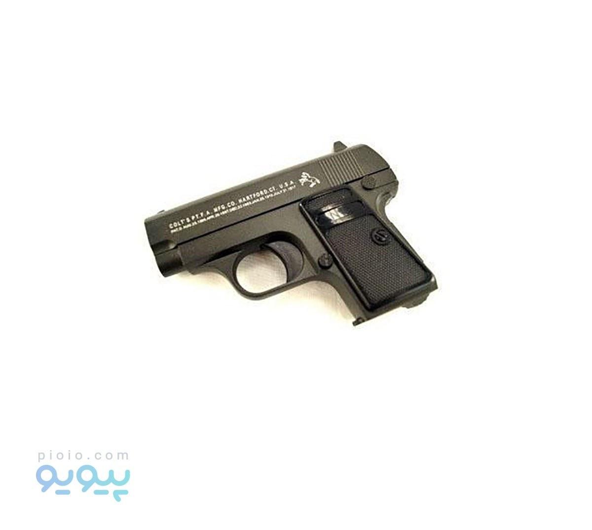 تفنگ بازی فلزی مدل کلت C11