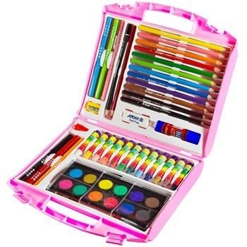 ست نقاشی 48 تکه آریا مدل Briefcase | Arya Briefcase Painting Set 48 pcs