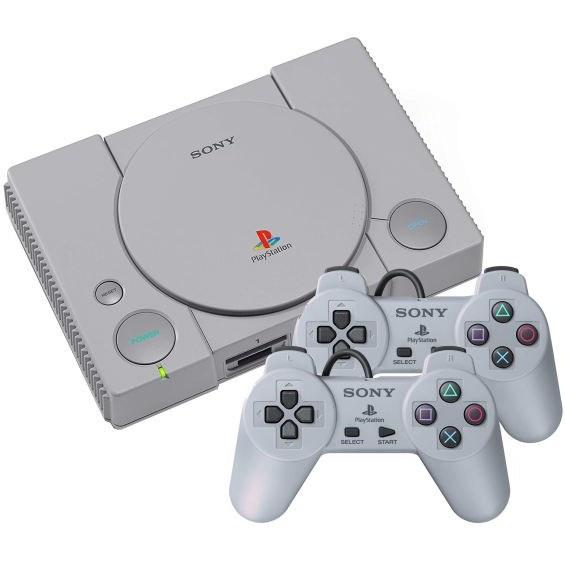 تصویر کنسول بازی سونی Playstation 1 ا Sony plastation 1 Sony plastation 1