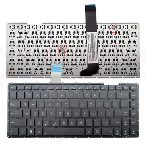 تصویر کیبورد لپ تاپ ایسوس x450C Asus laptop Keyboard x450C