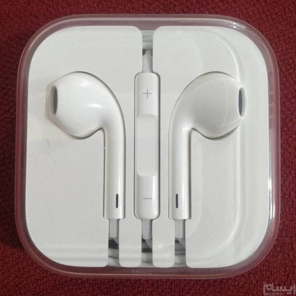 عکس هندزفری کارتونی 6s آیفون Apple Earpods  هندزفری-کارتونی-6s-ایفون-apple-earpods