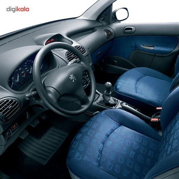 عکس خودرو پژو 206 تیپ 6 اتوماتیک سال 1395 Peugeot 206 Trim 6 1395 AT خودرو-پژو-206-تیپ-6-اتوماتیک-سال-1395 7
