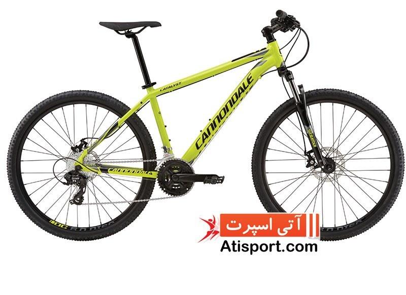 دوچرخه کوهستان کنندال مدل Catalyst3 سایز27.5 | Cannondale Catalyst3 Mountain Bike Size 27.5