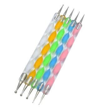قلم طراحی ناخن مدل داتینگ