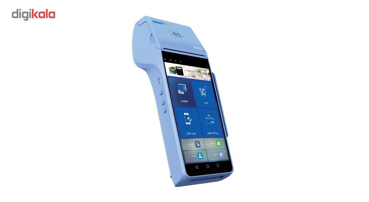 img پایانه فروشگاهی اندرویدی لمسی بی سیم SZZT مدل KS8223 SZZT KS8223 Wireless All in One Touch POS