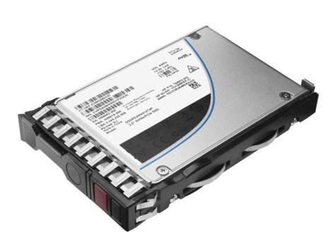 تصویر هارد سرور اچ پی ۹۶۰GB 12G SAS SFF SSD