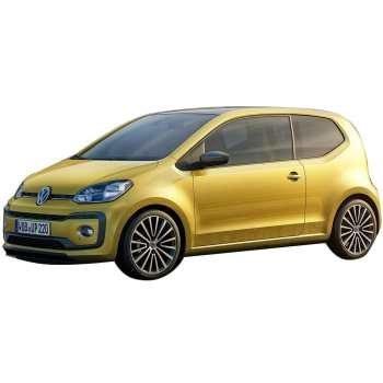 خودروی فولکس واگن Take Up 3dr دنده ای سال 2016 | Volkswagen Take Up 3dr 2016 Manual Car