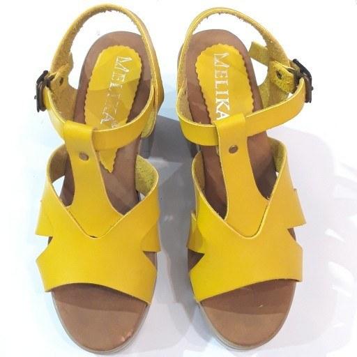 کفش زنانه تابستانه ملیکا سایز 37