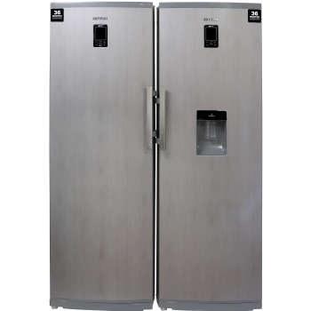 یخچال و فریزر دوقلوی ریتون مدل RTF-15W   Ritton RTF-15W Refrigerator
