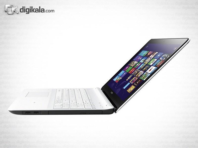 img لپ تاپ ۱۵ اینچ سونی VAIO Fit SVF1532BGXB Sony VAIO Fit SVF1532BGXB   15 inch   Core i7   8GB   500GB   2GB