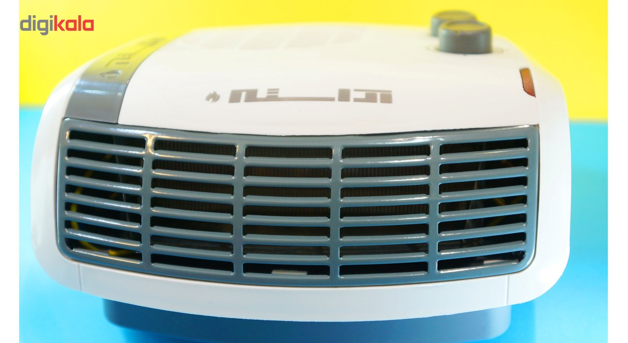 img فن هیتر آراسته مدل FHA2000 Decorated fan heater model FHA2000