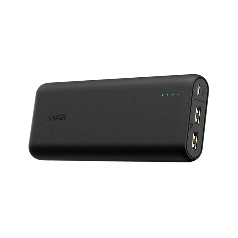 main images شارژر همراه انکر مدل A1252 PowerCore با ظرفیت 15600 میلی آمپر ساعت Anker A1252 PowerCore 15600mAh Power Bank