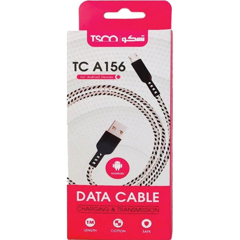کابل شارژ MicroUSB برند TSCO مدل TCA156