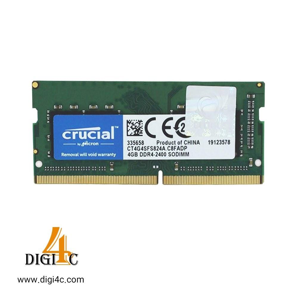 main images حافظه رم لپ تاپ کروشیال مدل Crucial 8GB DDR4 2666Mhz